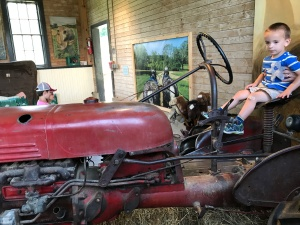 christopher-on-tractor